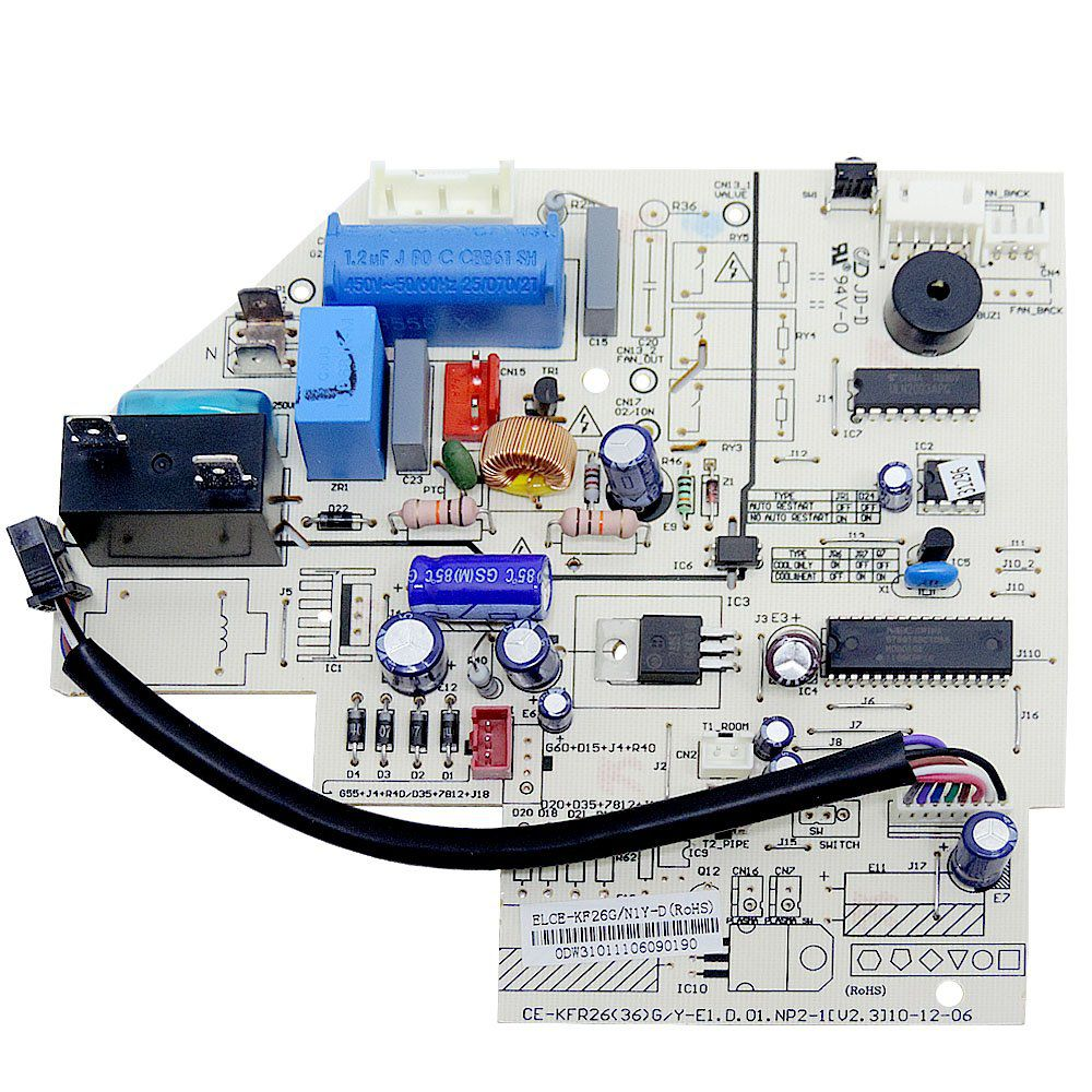 Placa Potencia Ar Condicionado Split Electrolux PI09F 32390572