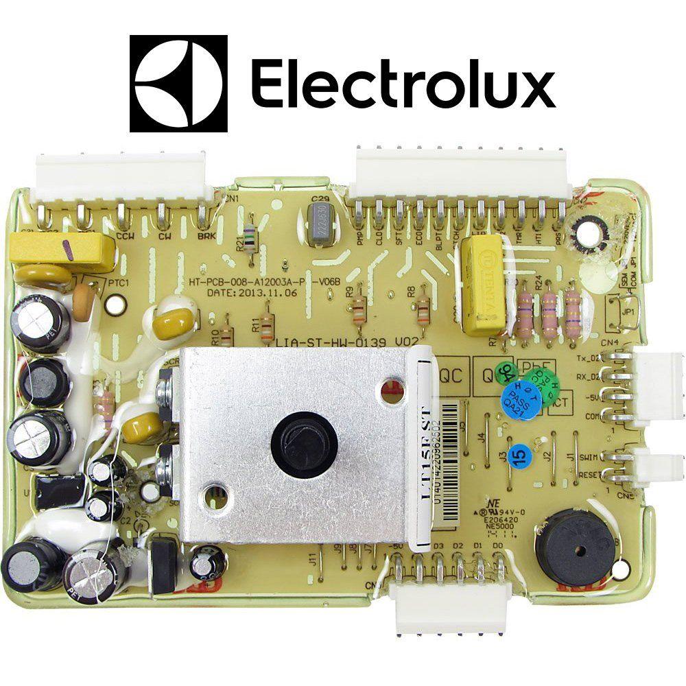 Placa Potencia Lavadora Electrolux Ltf15 70201676 Original