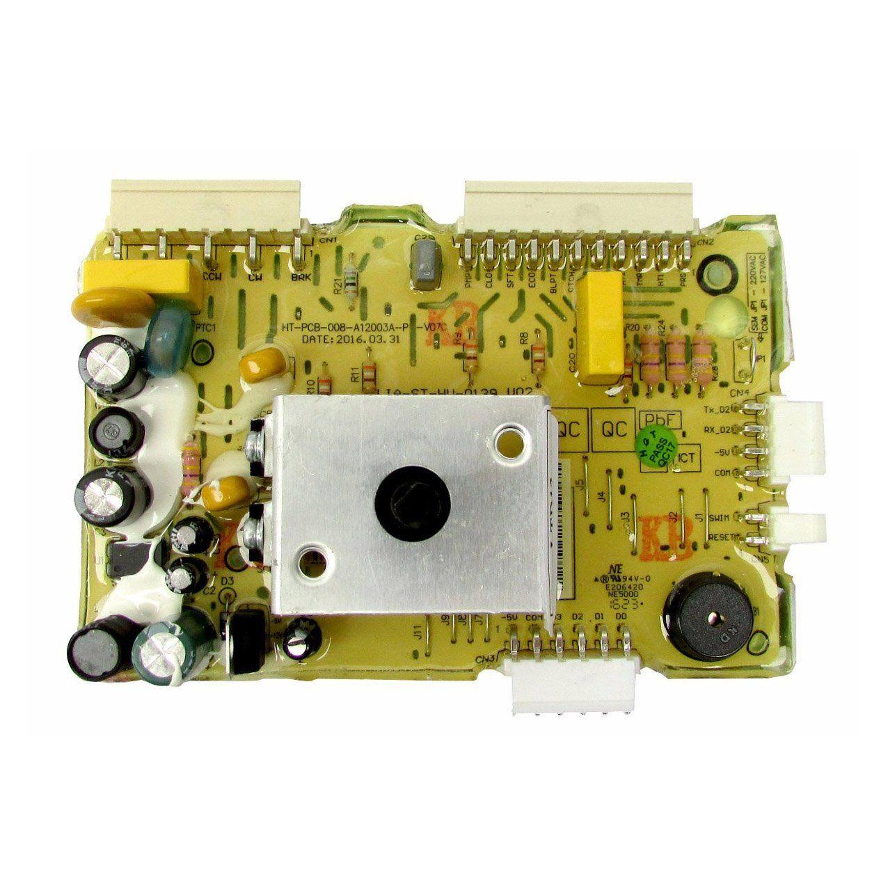 Placa Potencia Lavadora Electrolux  Ltd13