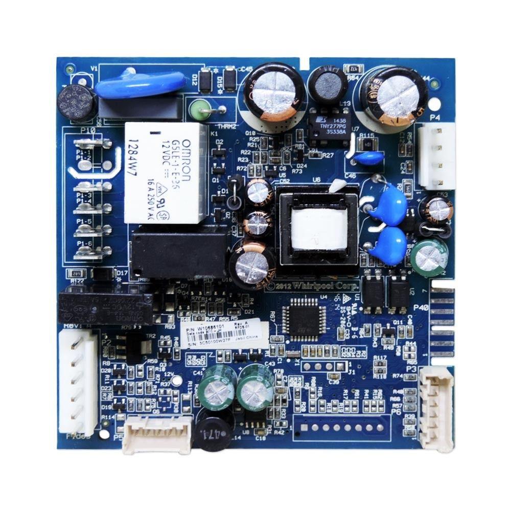 Placa Potencia Refrigerador Brastemp W10591605