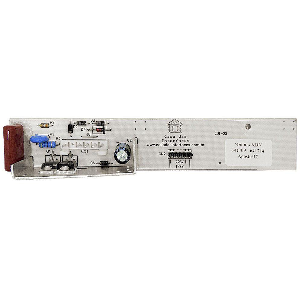 Placa Refrigerador Bosch Kdn 42 43 46 47 48 641709 - Bivolt