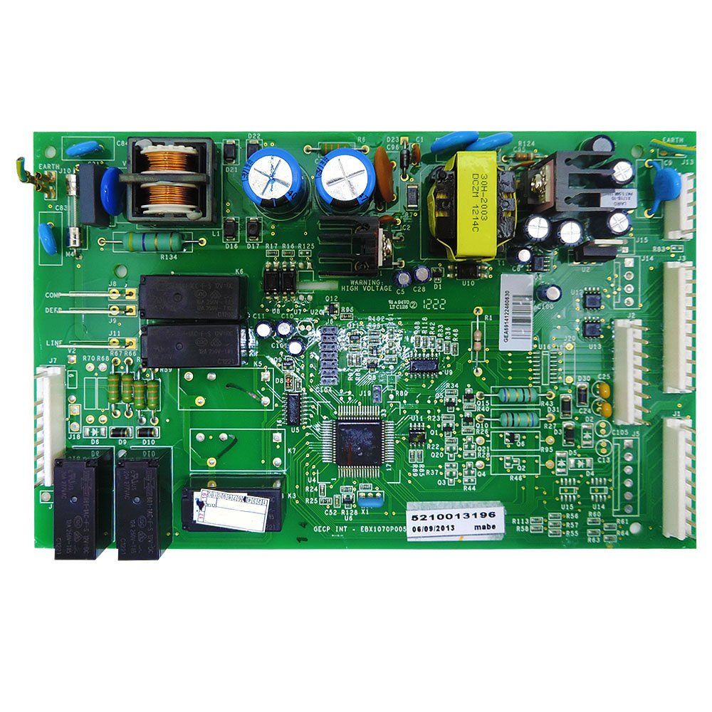 Placa 220V Refrigerador Ge & Continental RFCT515 RFGE465 RFGE710
