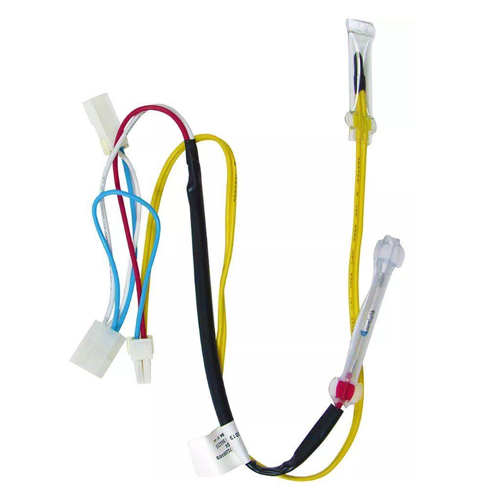 Rede Sensor Degelo Refrigerador Electrolux Df41 Df38 Dcw49