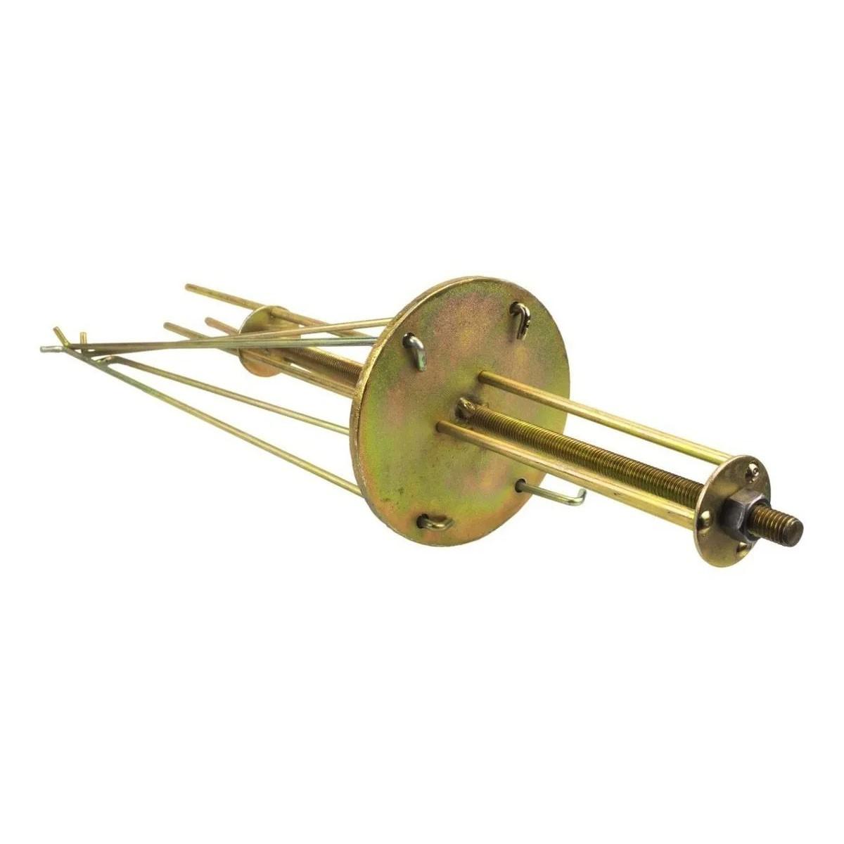 Saca Agitador 8 Blades Compatível Lavadora Brastemp & Consul