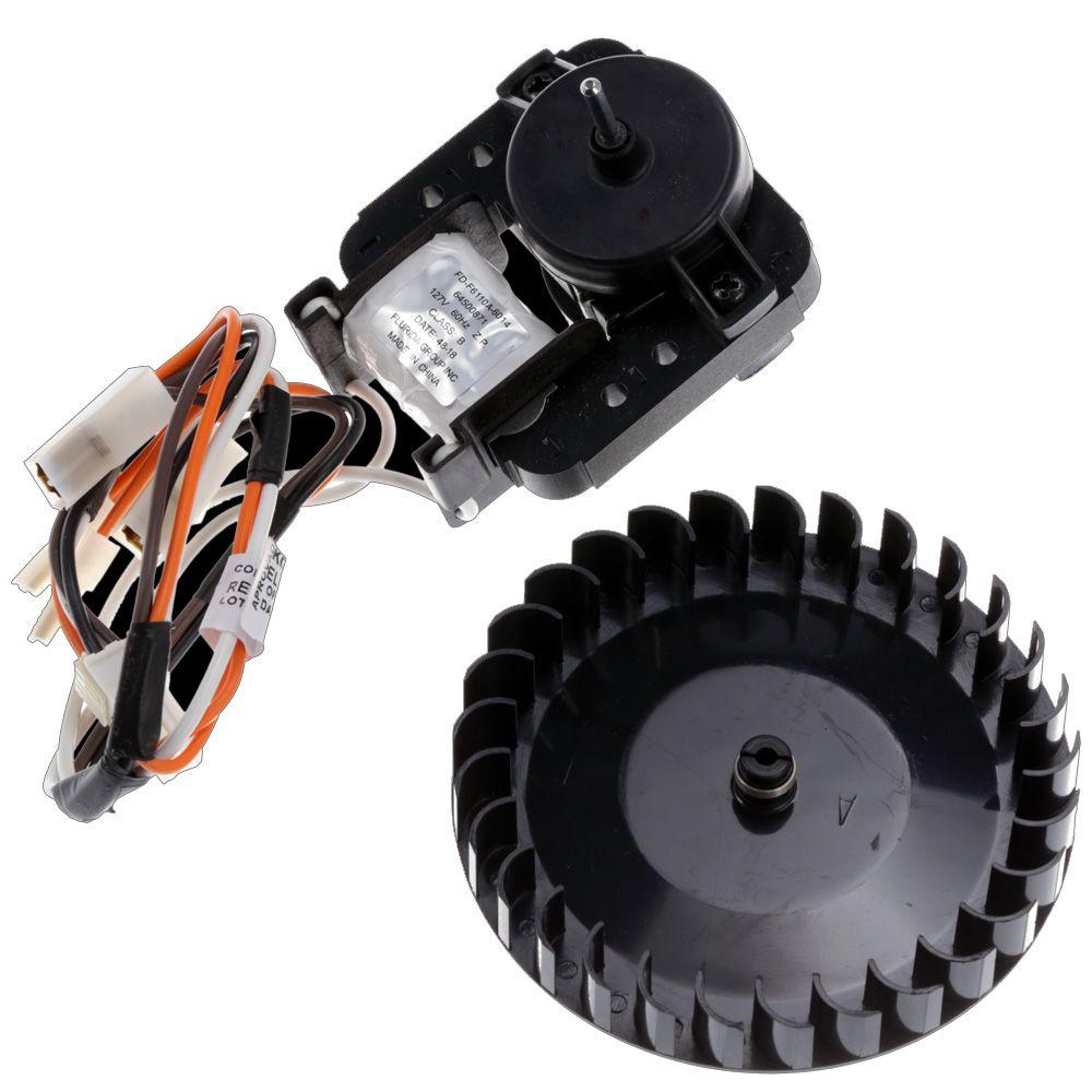 Motor Ventilador 127v Electrolux Dc46 Dc48 Dc47a Dc49a