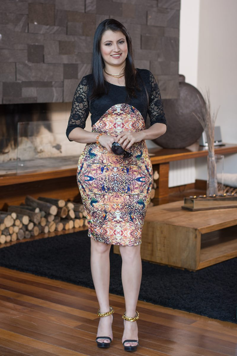 SC111 Vestido Lidia Simmone Carvalho