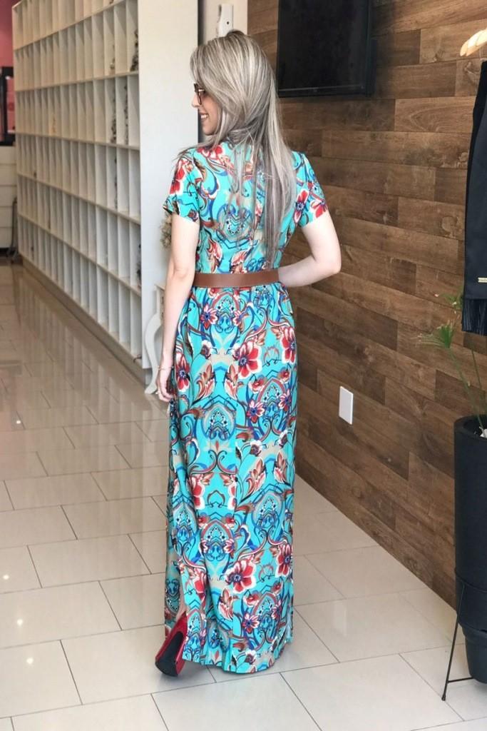 Vestido Bistrô SC144