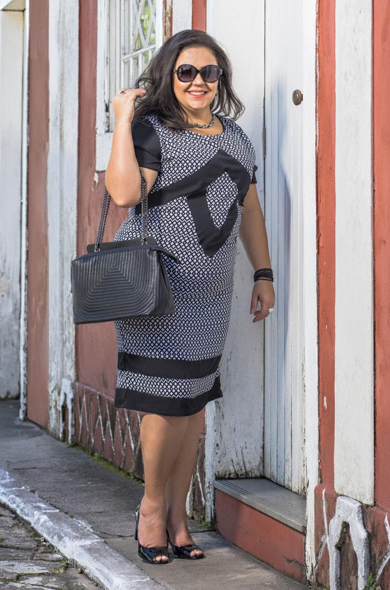 Vestido Diana GGreyce - GG13