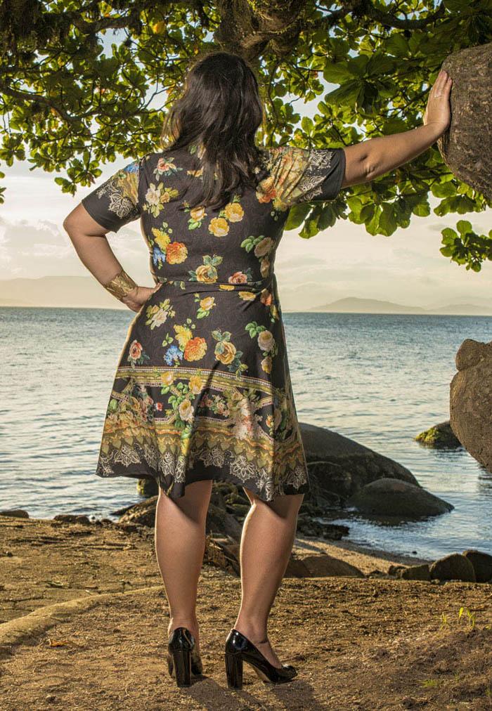 Vestido Roberta GGreyce - GG106