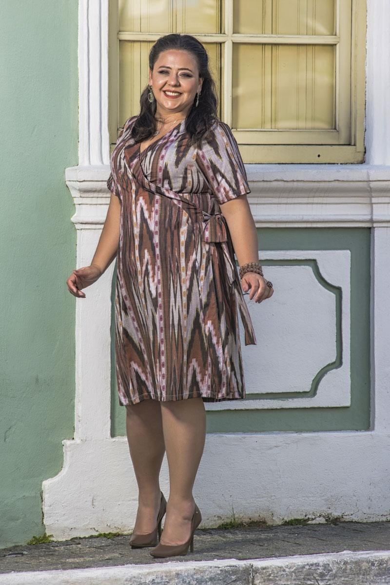 Vestido Arlete GGreyce - GG109
