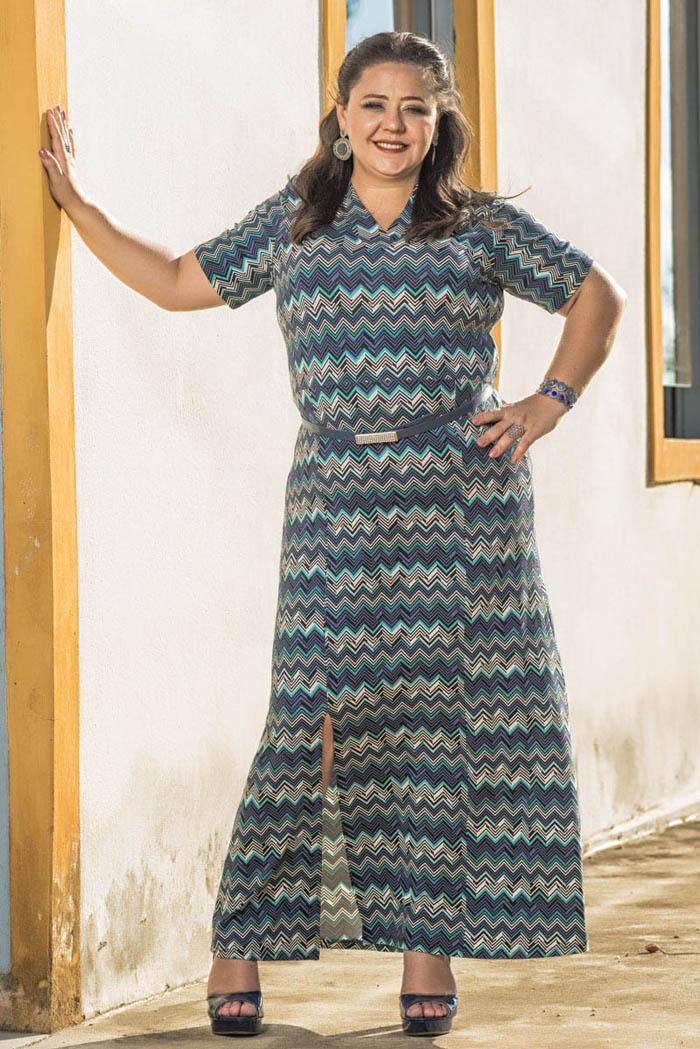 Vestido Claudia GGreyce - GG113