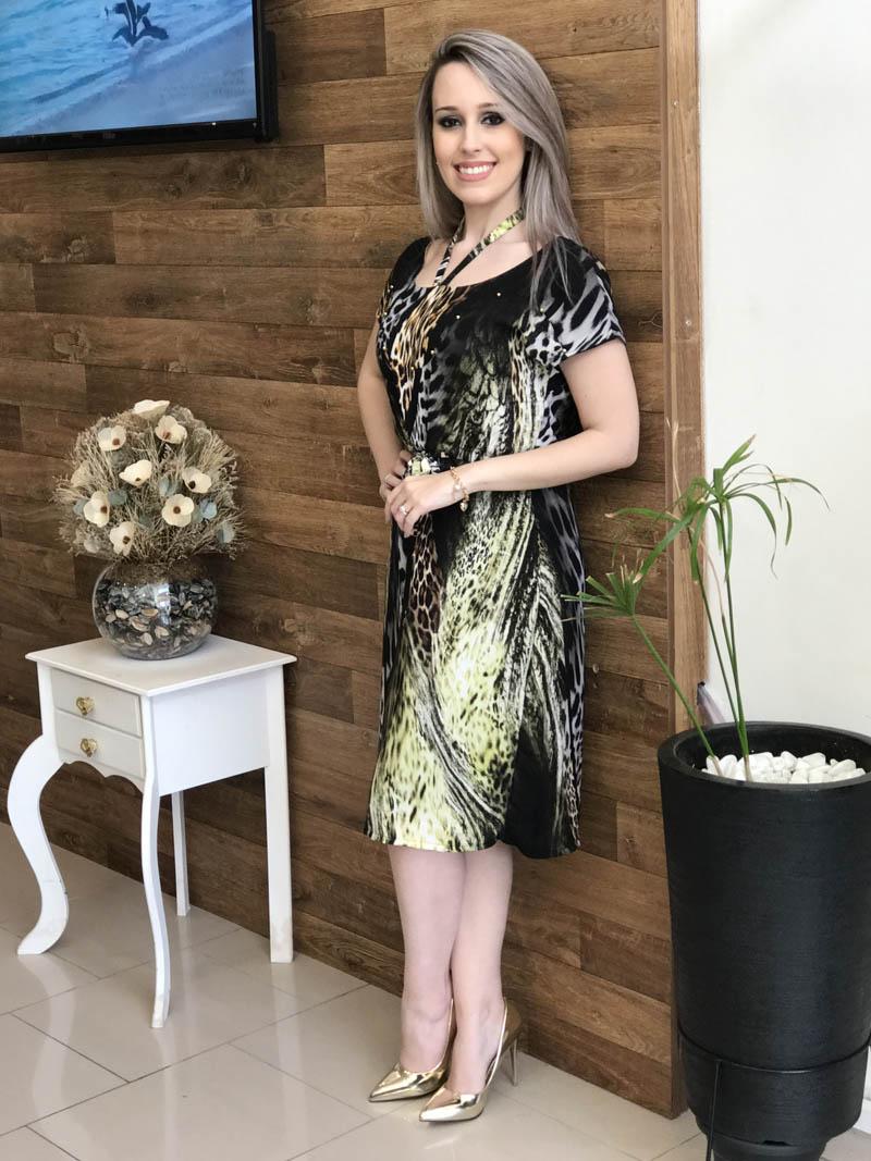 Vestido Ondira Bella SB765