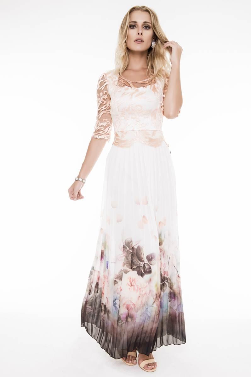 Vestido Fascinius Lorez 9132