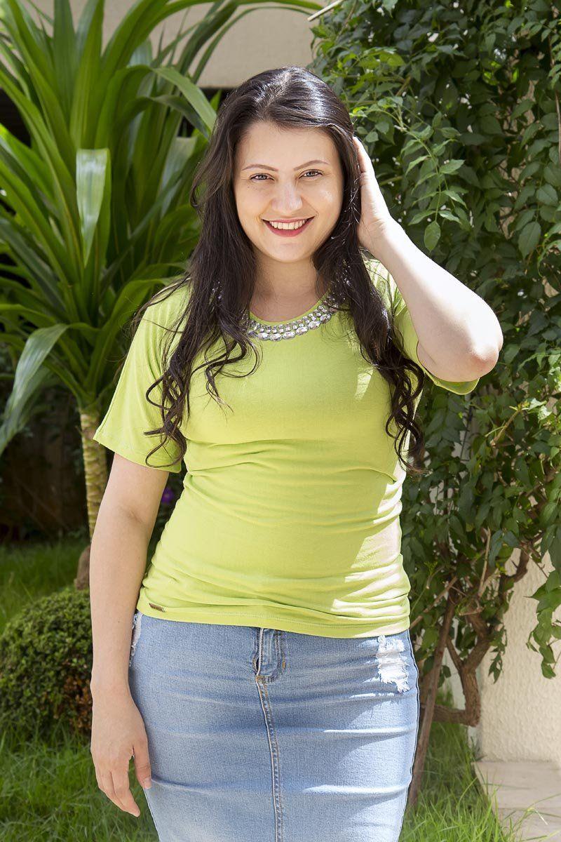 Blusa Leticia Saia Bella - SB177