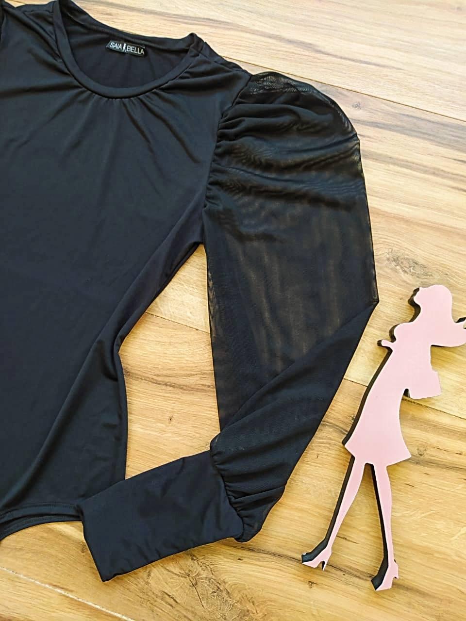Body Lorena  manga longa  - SB167