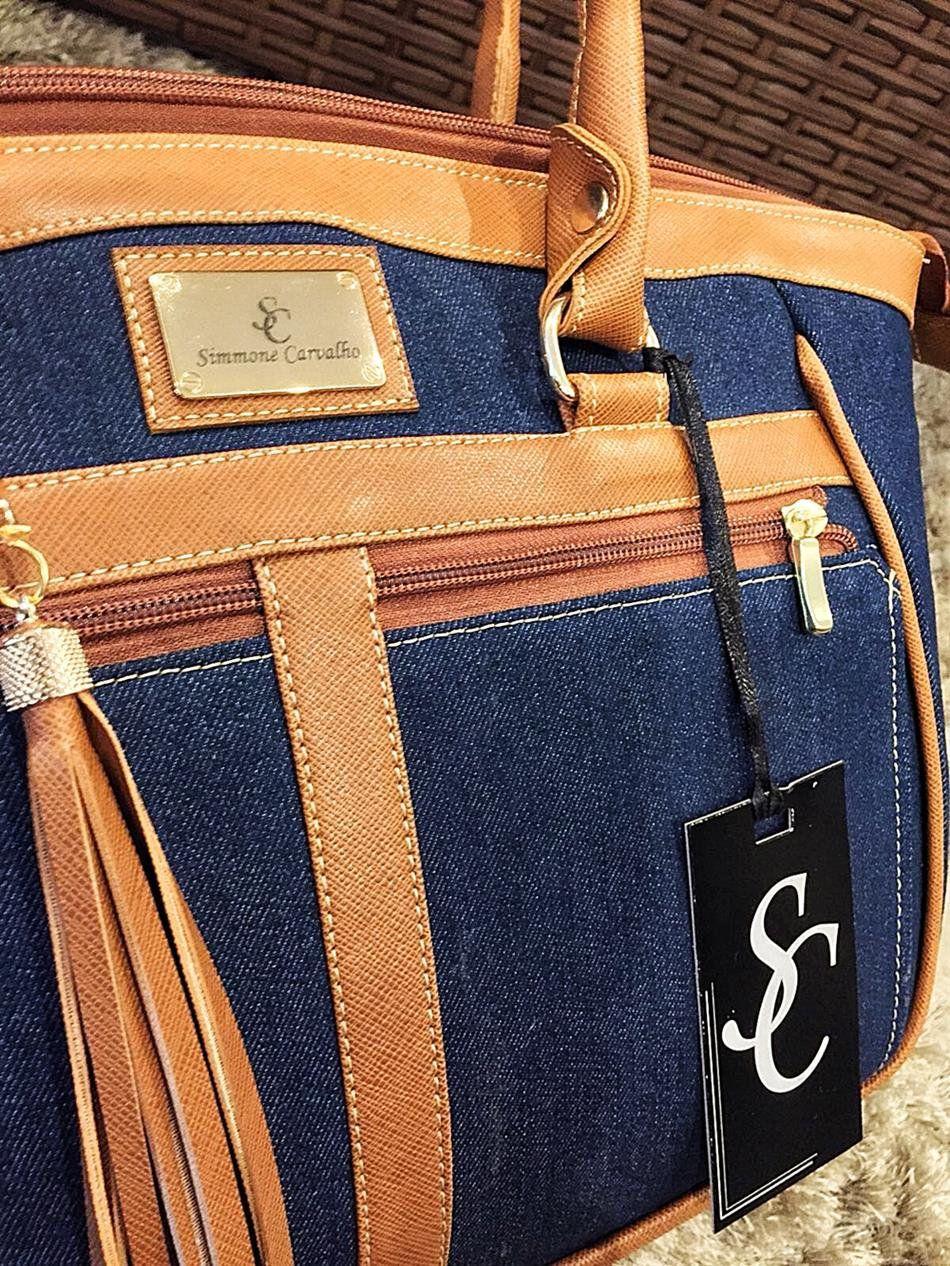 Bolsa Fiorella Simmone Carvalho - SCB401