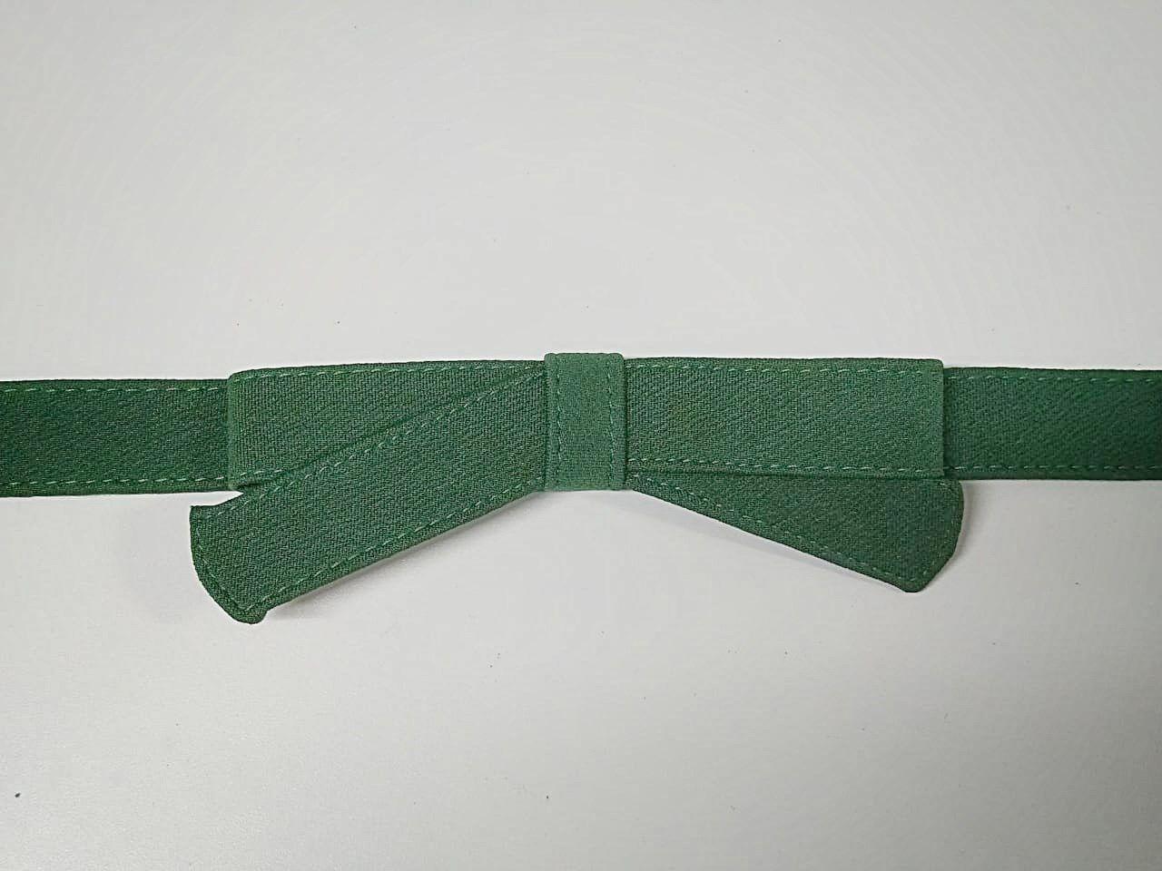 Cinto Laço SBA107 Verde