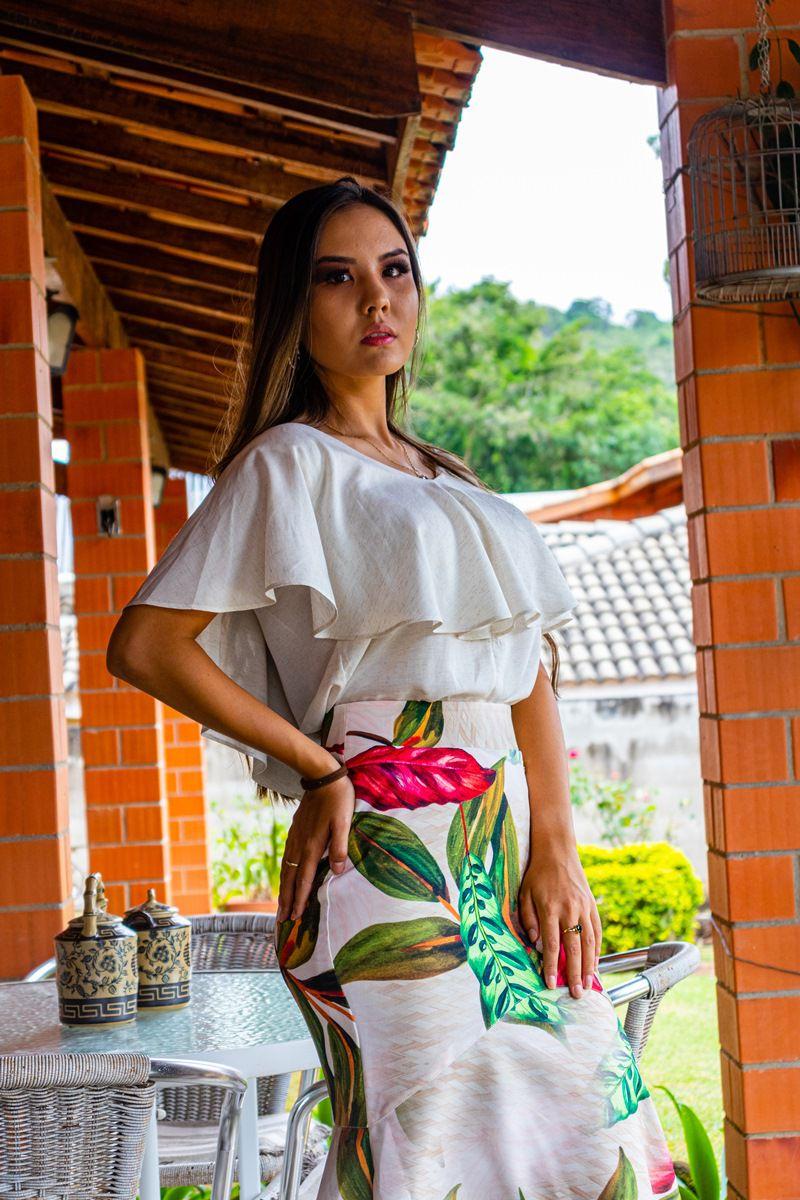 Conjunto Tifany By Simmone Carvalho - SC733