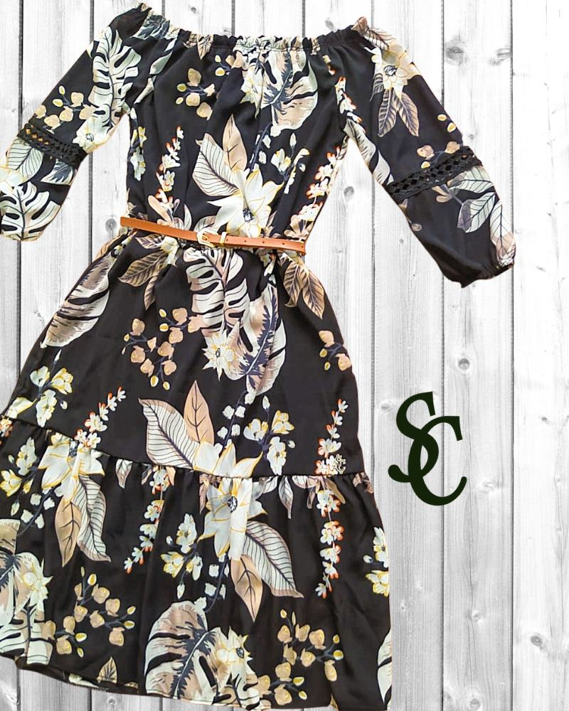 Vestido Madona By Simmone Carvalho - SC3310_azul