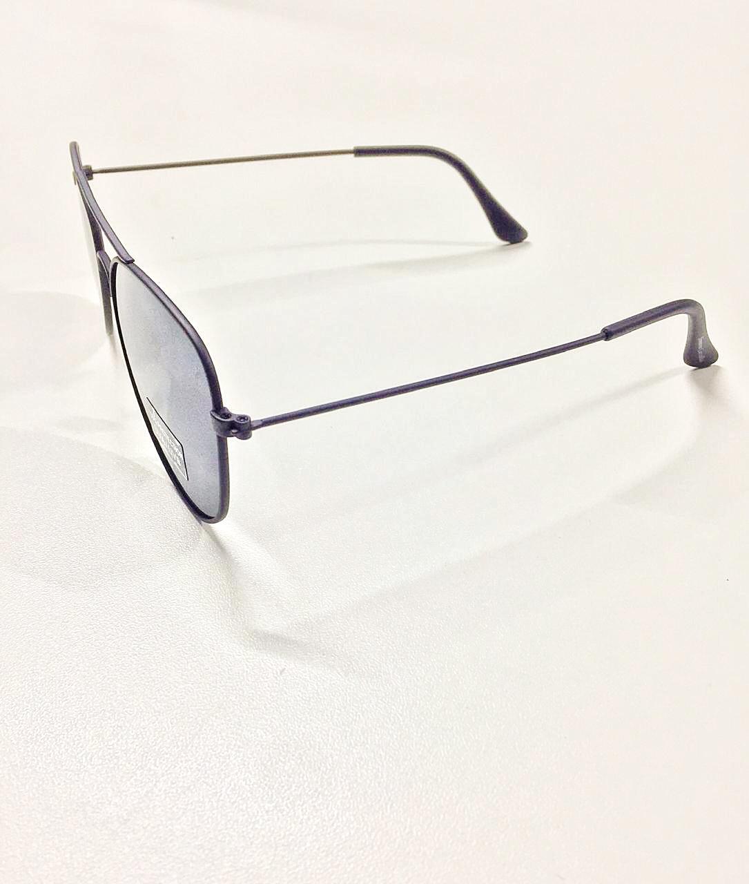 Óculos de Sol Aline By Simmone Carvalho Preto