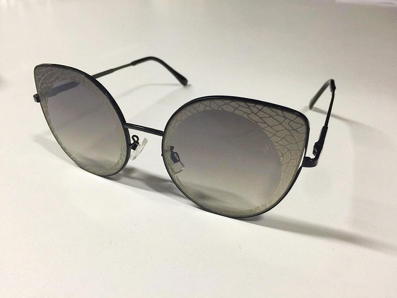 Óculos de Sol Fabiana By Simmone Carvalho Preto