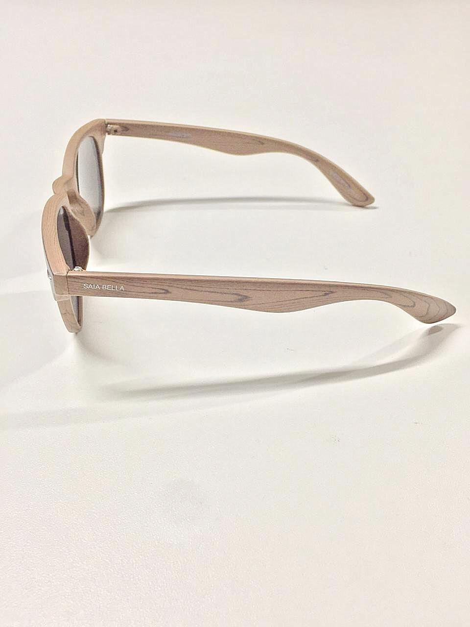 Óculos de Sol Katherine By Saia Bella Marrom