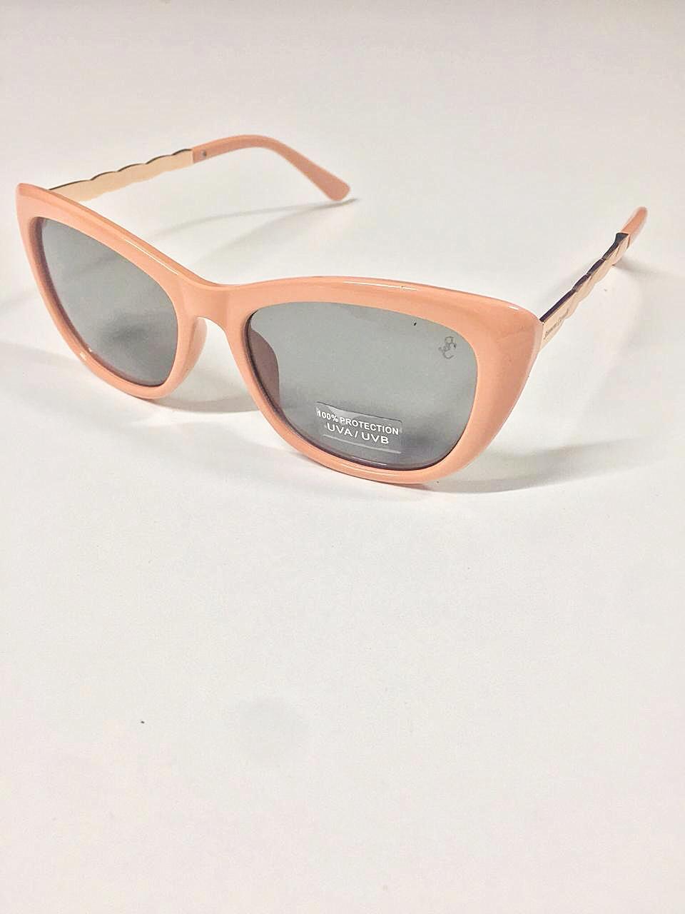 Óculos de Sol Pollyana By Simmone Carvalho Rose