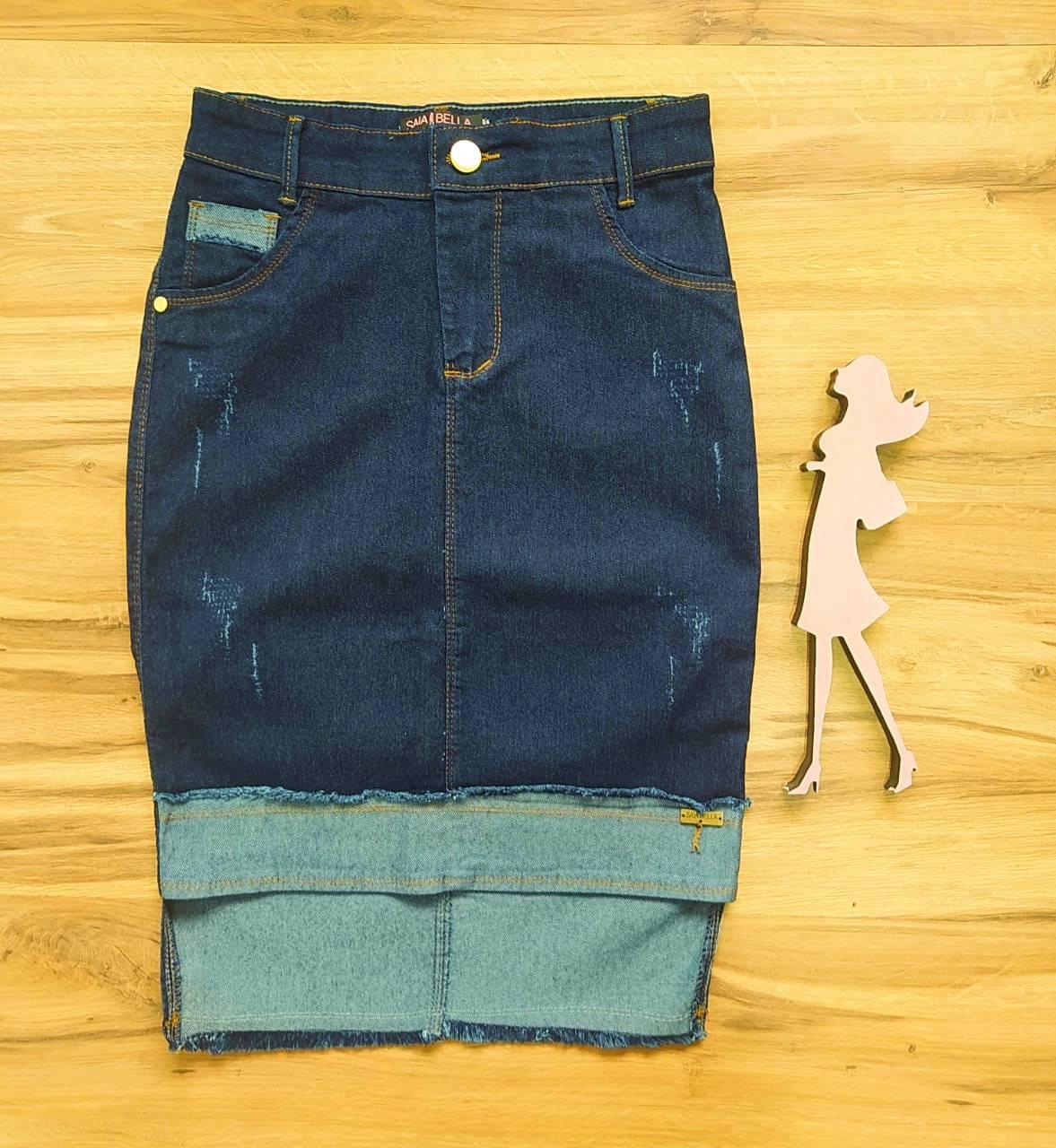 Saia Jeans Molly SAIA BELLA SB774015