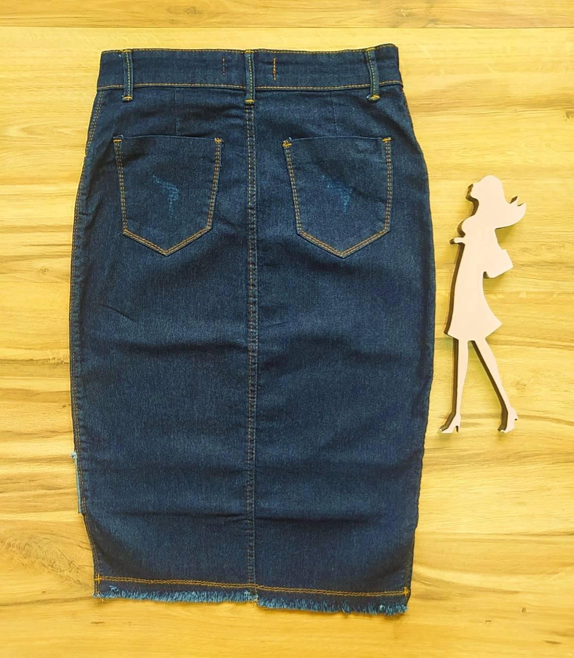 Saia Evangélica Jeans Molly SAIA BELLA SB774015
