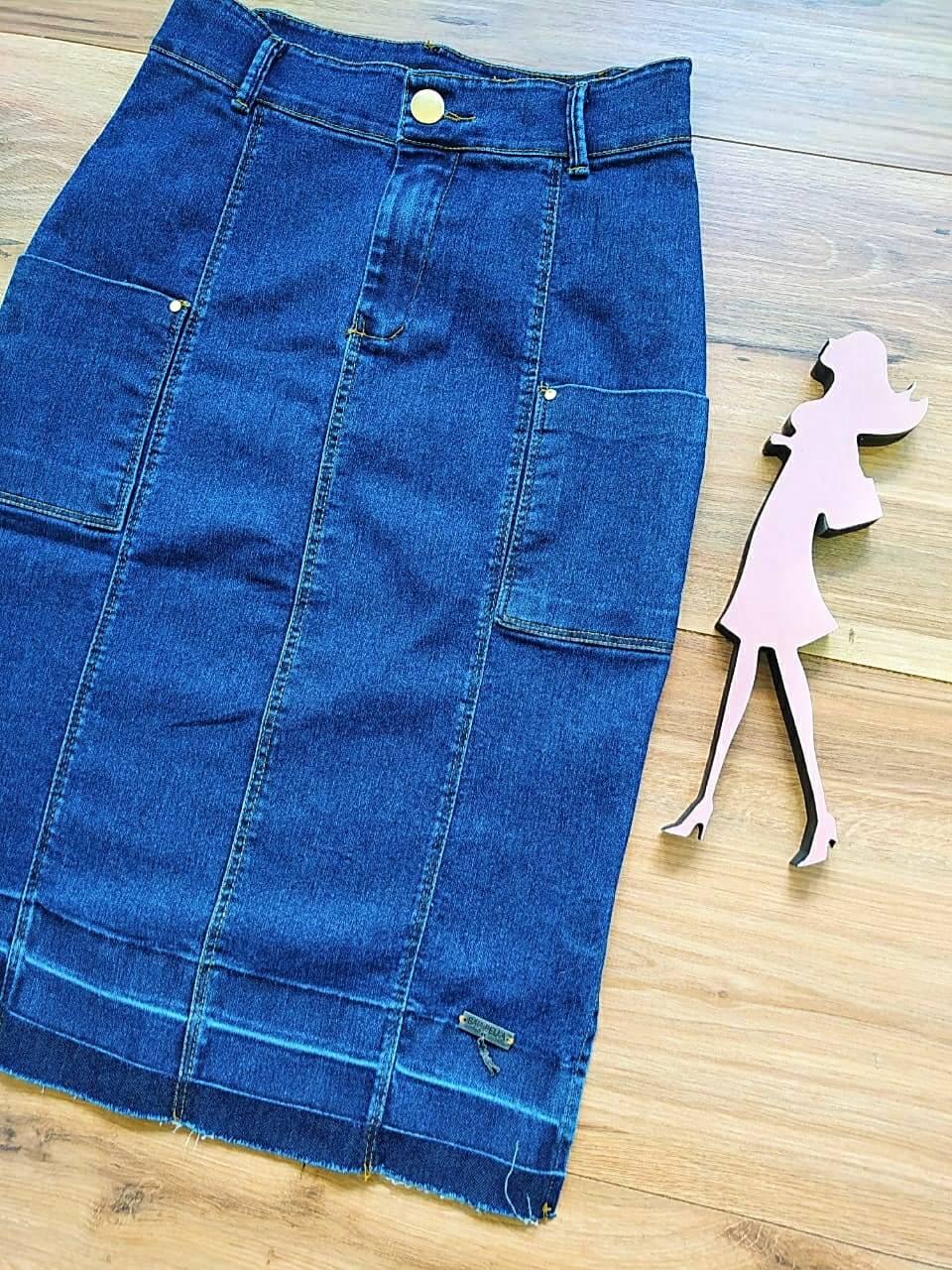 Saia Jeans Alessandra SAIA BELLA SB774142