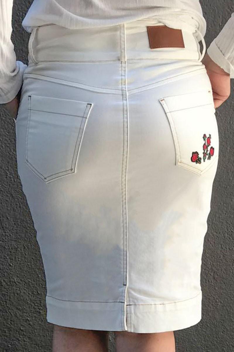 Saia Jeans by Saia Bella - SB5680