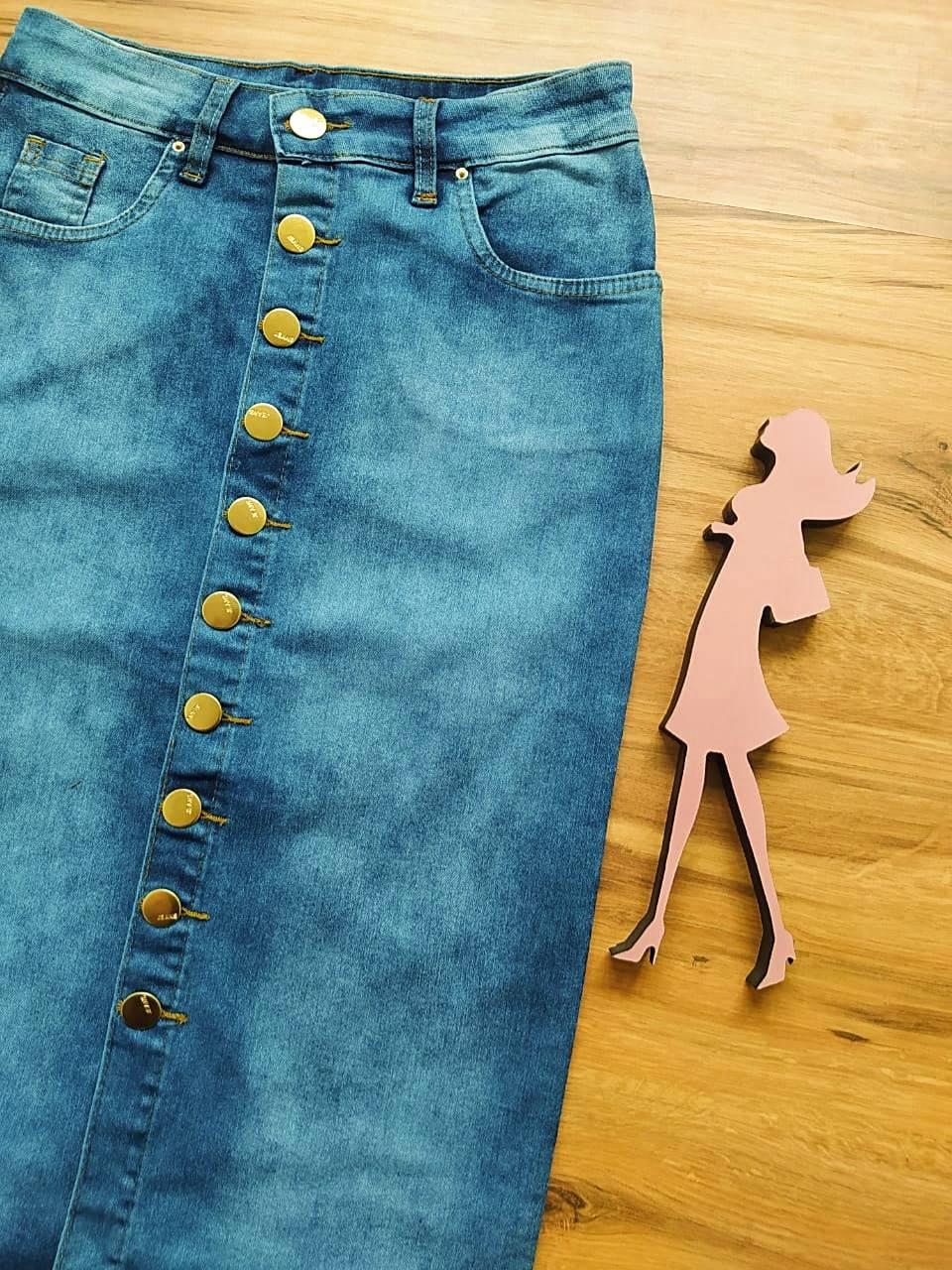 Saia Jeans Diana Saia Bella SB20111
