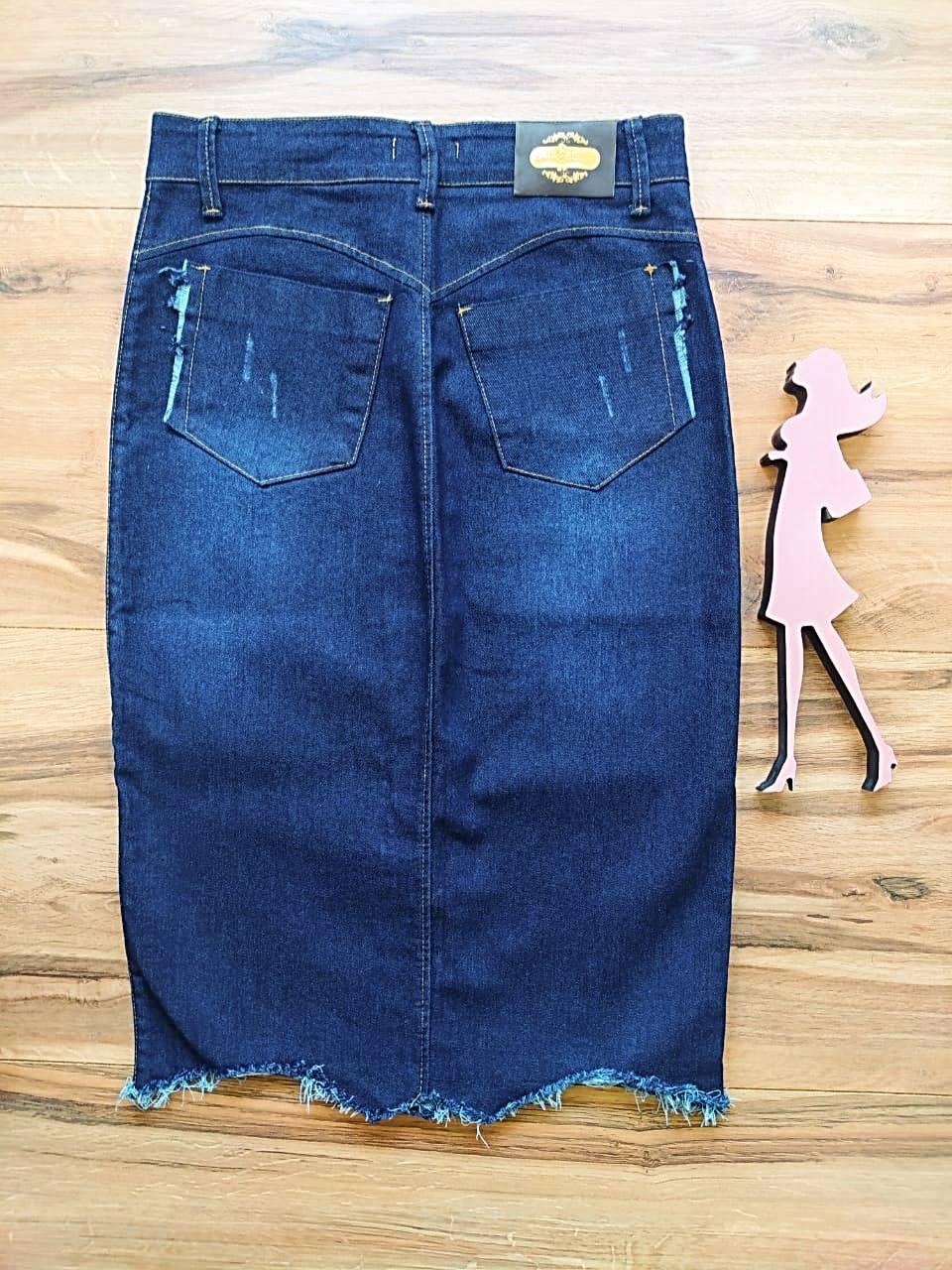 Saia Jeans Greice SAIA BELLA SB5614