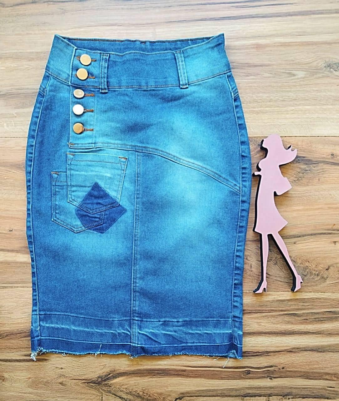 Saia Jeans Karen SAIA BELLA SB1721