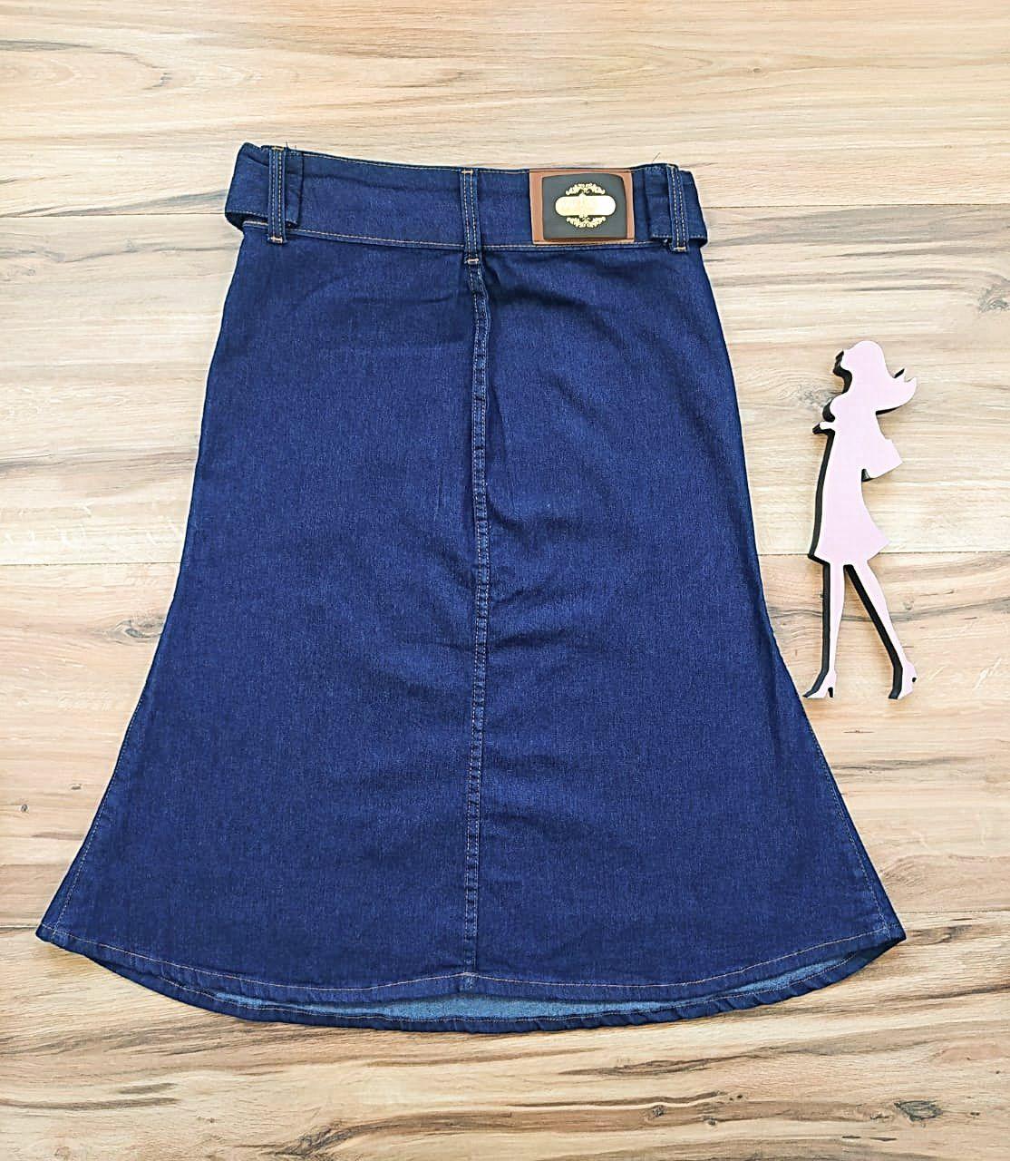 Saia Jeans Marisa SB004
