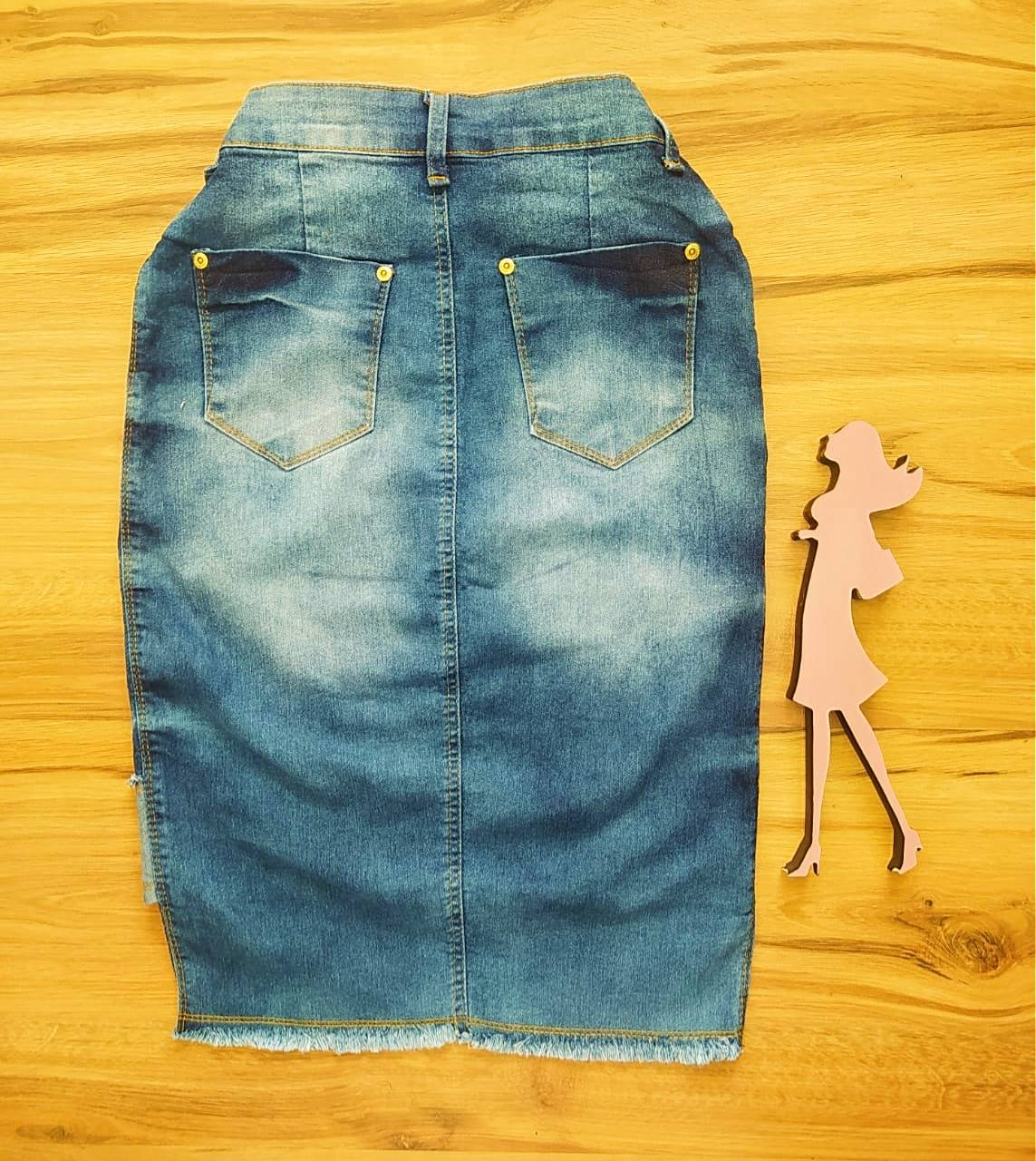 Saia Jeans Molly SAIA BELLA SB774015 - Clara