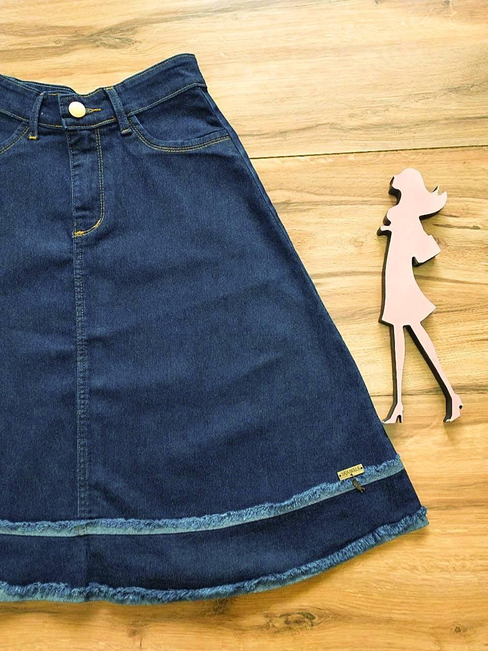Saia Jeans Paola Saia Bella - SB91001