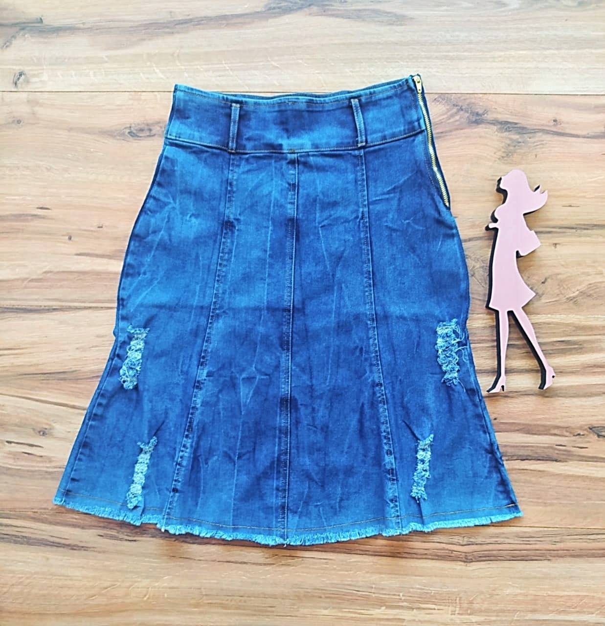 Saia Jeans Rita SB125