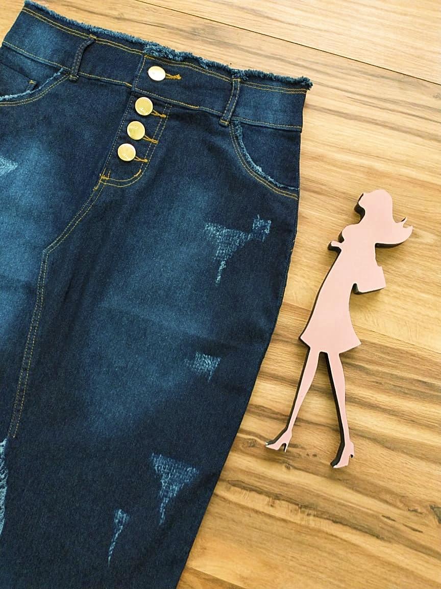 Saia Jeans Selena SAIA BELLA - SB991121