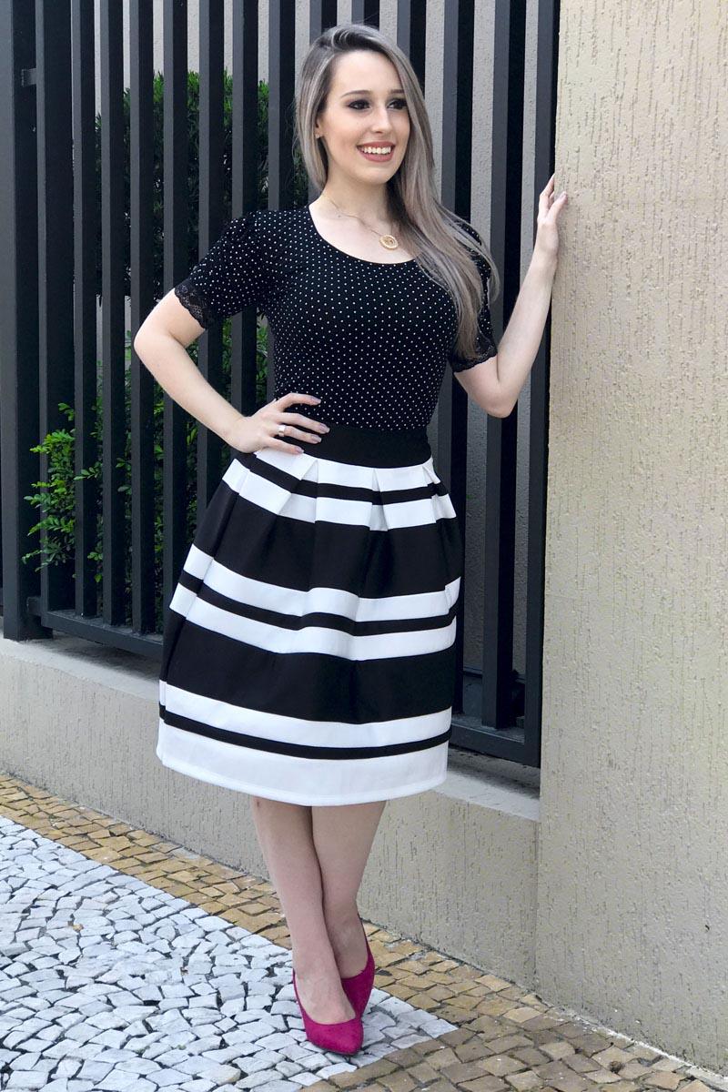 Saia Mariana Saia Bella - SB5613