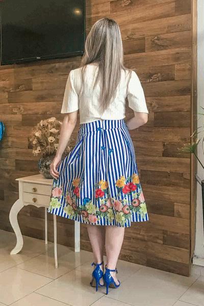 Saia Vanessa Saia Bella - SB180