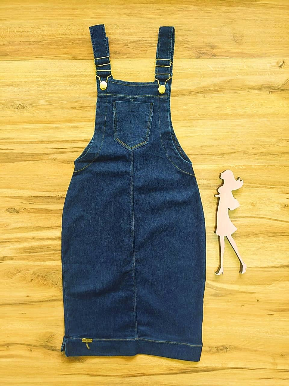 Salopete Jeans Austin Saia Bella  SB774013