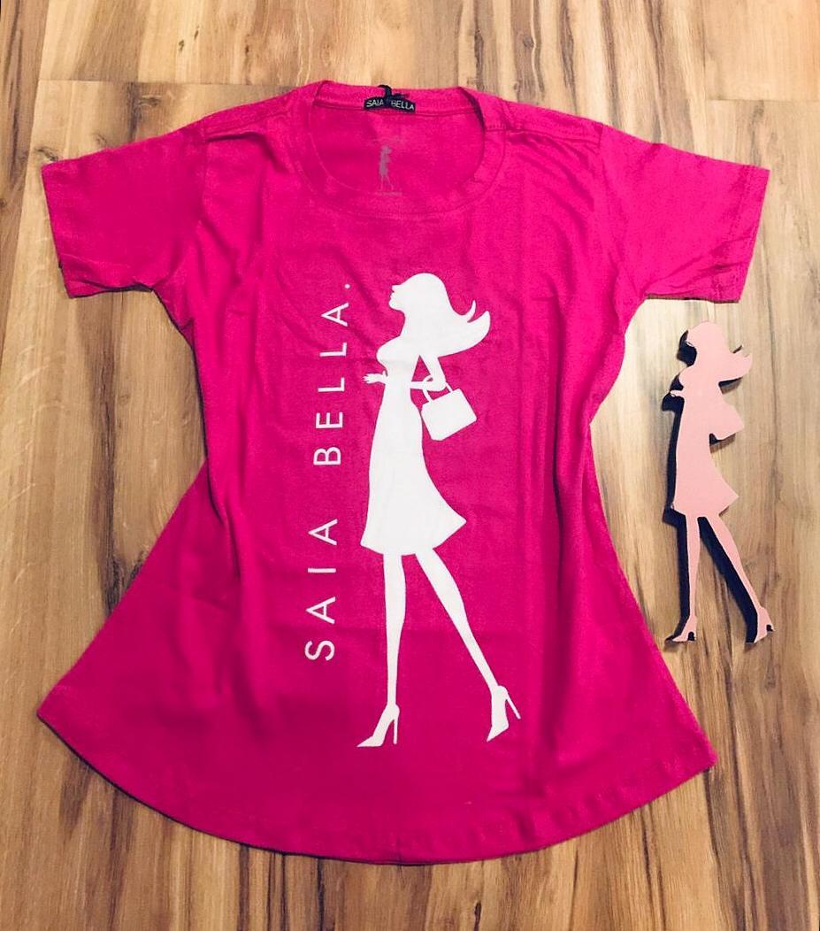 T-shirt Saia Bella Woman SB904 Pink