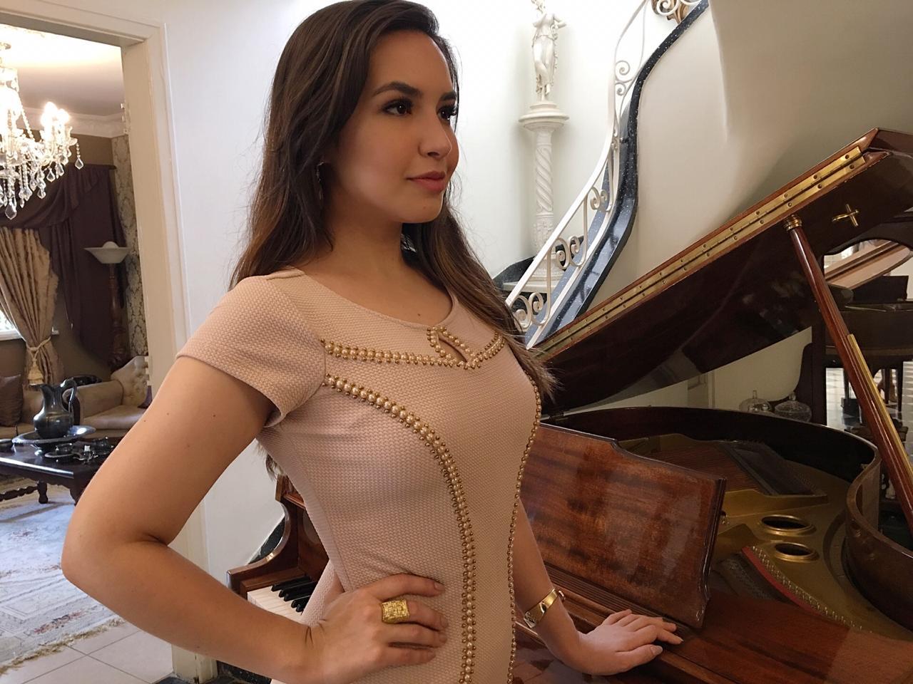 Vestido Agatha By Simmone Carvalho - SC1315