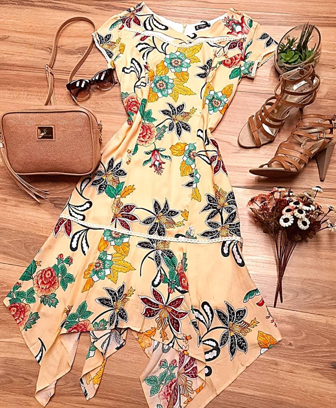 Vestido Ananda By Simmone Carvalho - SC728