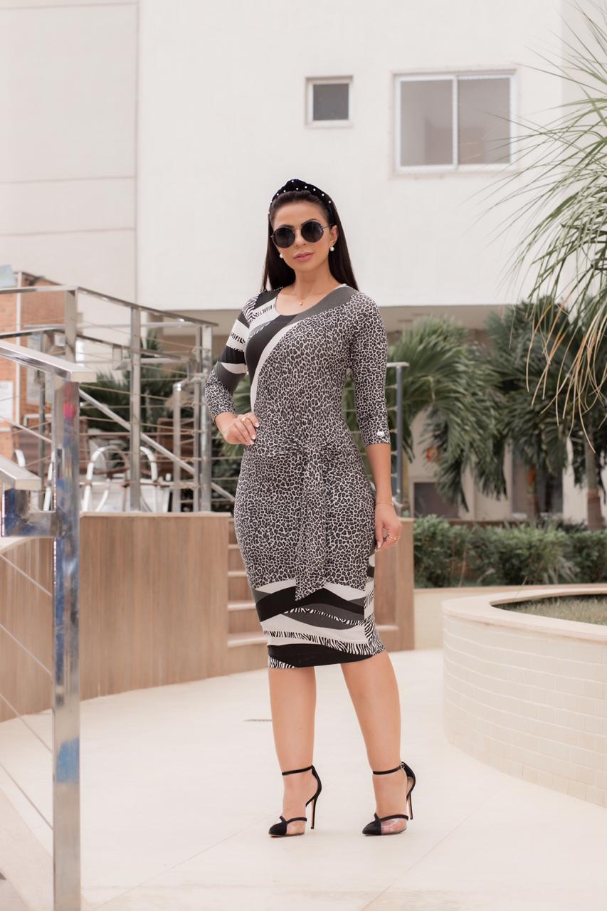 Vestido Ayla Preto SBL1804