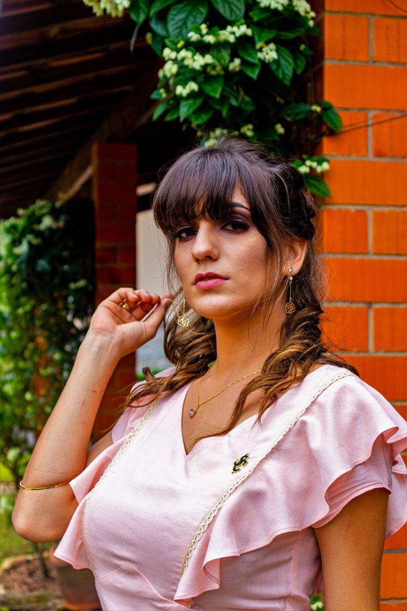 Vestido Barbara By Simmone Carvalho - SC718