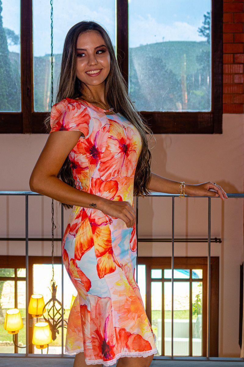 Vestido Bety By Simmone Carvalho - SC725A