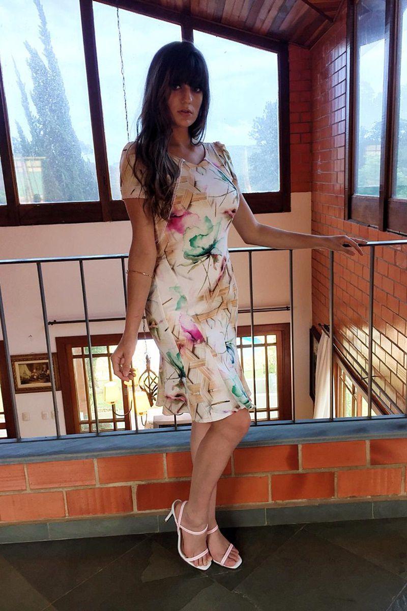 Vestido Bety By Simmone Carvalho - SC725