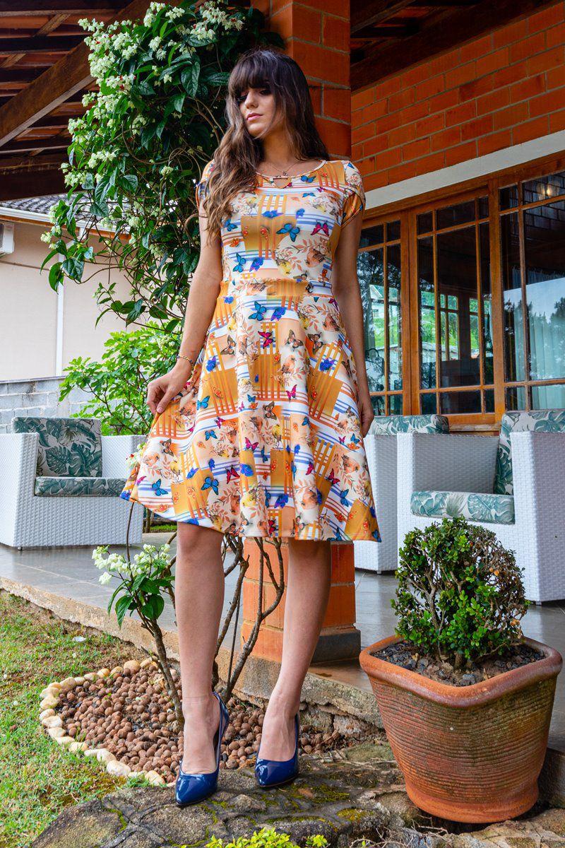Vestido Bianca By Simmone Carvalho - SC720